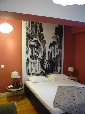 Lush Hotel Taksim: our room # 402