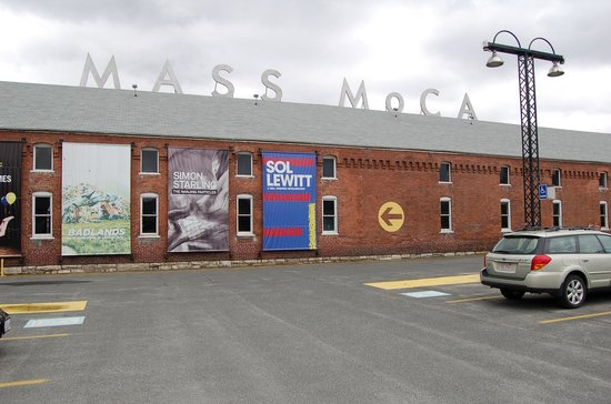 North Adams, MA: Mass Moca