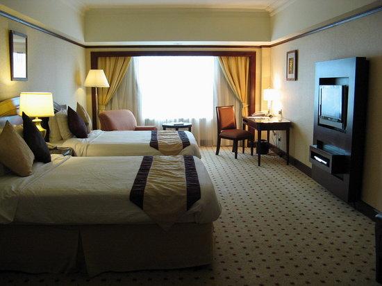 Le Meridien Kota Kinabalu: Deluxe room