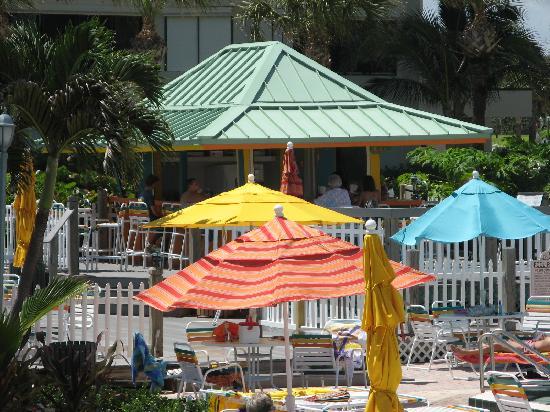 Ocean Village: Tiki bar