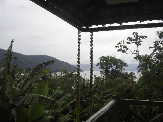 Alvoradas dos Borbas: vista de la habitacion al mar - Alvorada dos Borbas