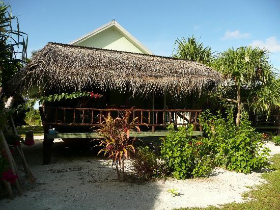 Inano Beach Bungalows: bungalow