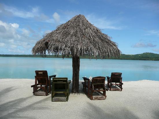 Inano Beach Bungalows: the beach
