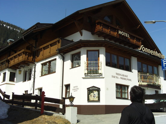 Photo of Hotel Sonnenheim St. Anton am Arlberg