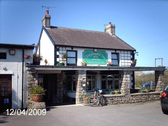 The Greyhound Inn, North Gower