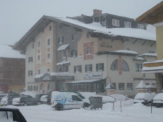 Hotel Zehnerkar : The Hotel