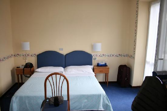 Hotel Beau Rivage: camera