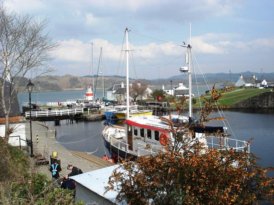 Argyll and Bute, UK: Crinan