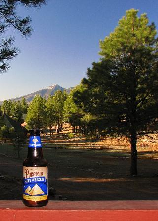 Arizona Mountain Inn & Cabins: See a Similarity?