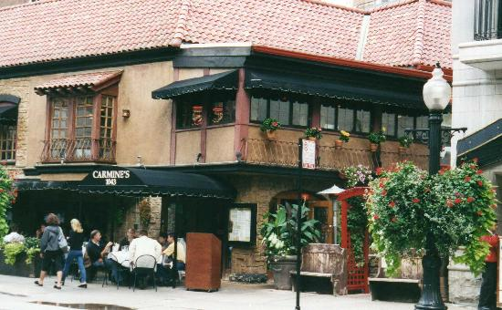 Chicago Il Italian Restaurant On Rush Street