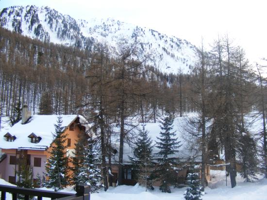 Club Hotel Grande Claviere : View from room window!