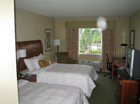 Hilton Garden Inn at PGA Village / Port St. Lucie: Rooms