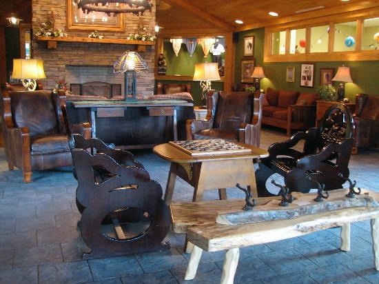 Holiday Inn Club Vacations Gatlinburg-Smoky Mountain: lodge entry