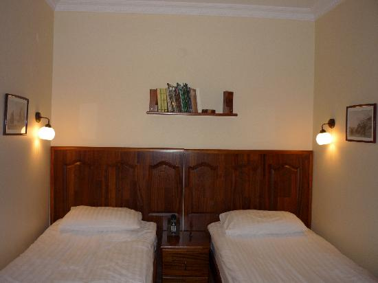 Hotel Sebnem : Two comfortable twin beds