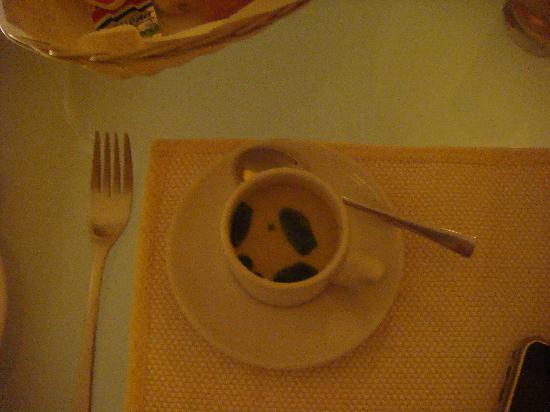 The Kitchen : la petite soupe