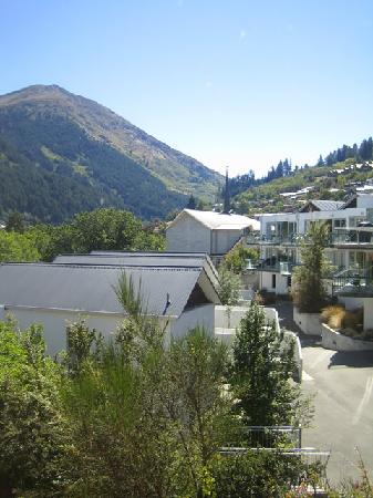 Central Ridge Boutique Hotel: View from Hotel