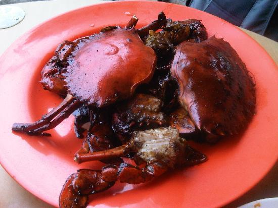 Eng Seng Restaurant : the best pepper crab