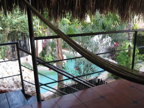 Hotel Playa del Karma: view from balcony