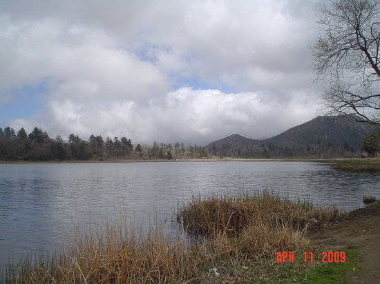 Julian, Kalifornien: Lake Cuyamaca