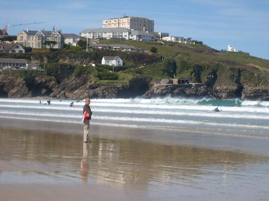 Priory Lodge Hotel : The beach