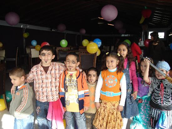 Ponz Bar Restaurant : kiddies party