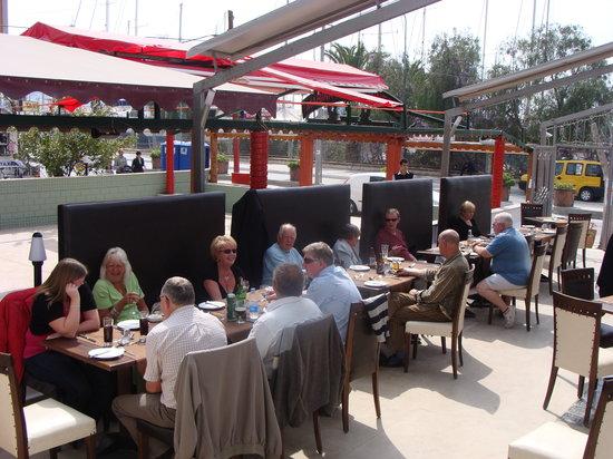 Ponz Bar Restaurant : Easter sunday dinner at Dajazar