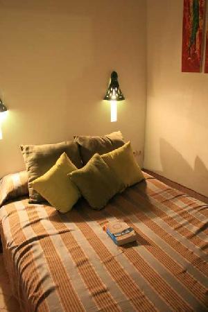 Riad Les 5 Soeurs: Green Room