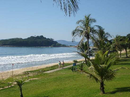 Plaza Itapema Resort & Spa - TEMPORARILY CLOSED: Semi private beach