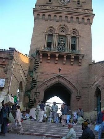 OLD KARACHI EMPRESS MARKET - Picture of Karachi, Sindh