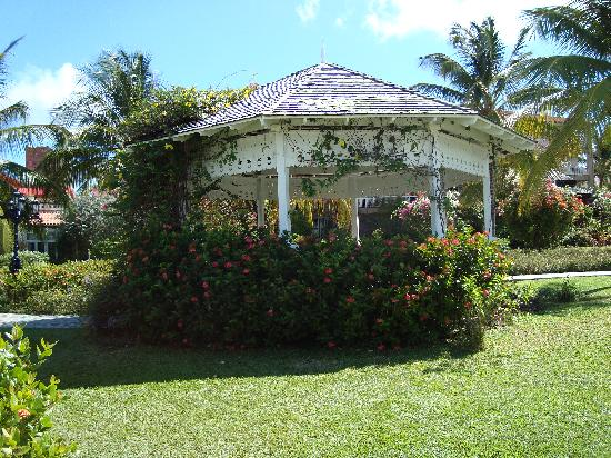 Another Wedding Gazebo Picture Of Sandals Grande St Lucian Spa