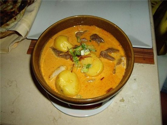 Silk Road : delicious indian curry