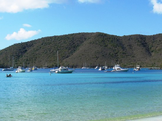 Американские Виргинские острова: Maho Bay, St. John - Apr 09
