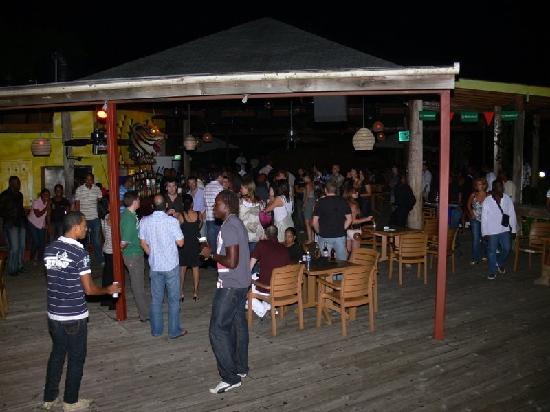 The Jungle Night Club, Sports Bar & Grill: jungle sports bar upstairs
