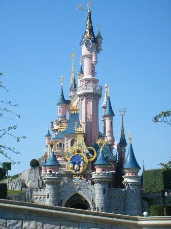 Disneyland Park: Castle