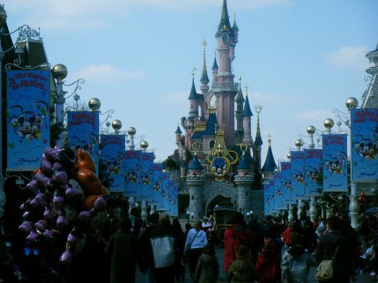 Disneyland Park: Main Street USA