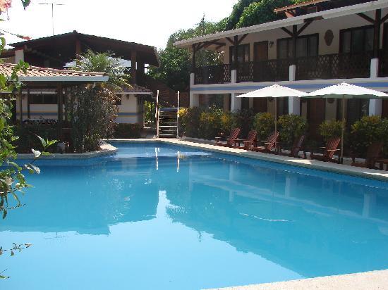 Hotel Samara Pacific Lodge: vue hotel samara 1
