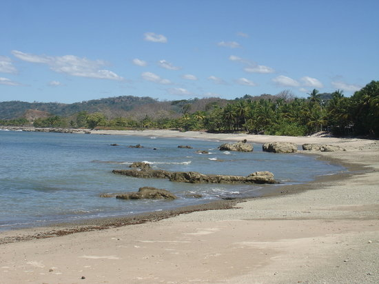Costa Rica : Playa Mal País.