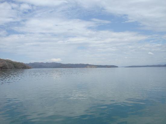 Kostaryka: Algunas islas, viaje en ferry.