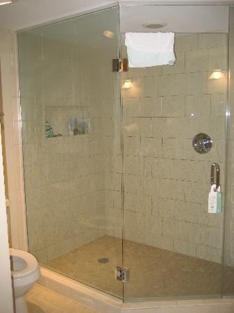 master bath shower picture of the residences at