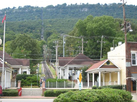 Holiday Inn Express Hotel and Suites Chattanooga-Lookout Mountain: Incline Railway