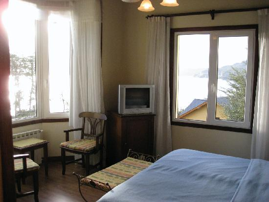 Hosteria Le Lac: Single Bed Room Layout