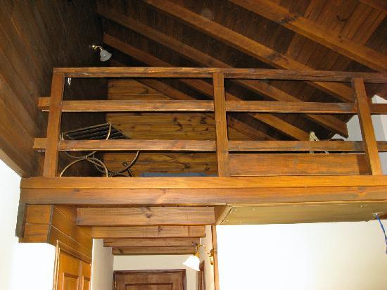 Hosteria Le Lac: Loft