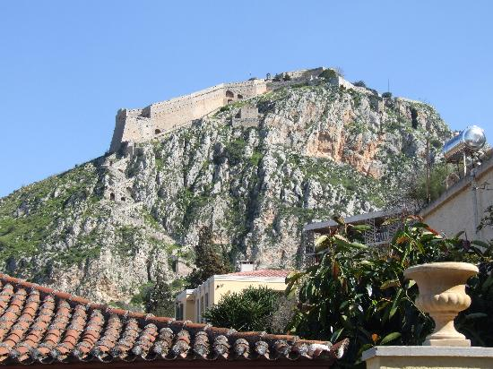 Pension Marianna: Must see but prepare to climb 1000 steps