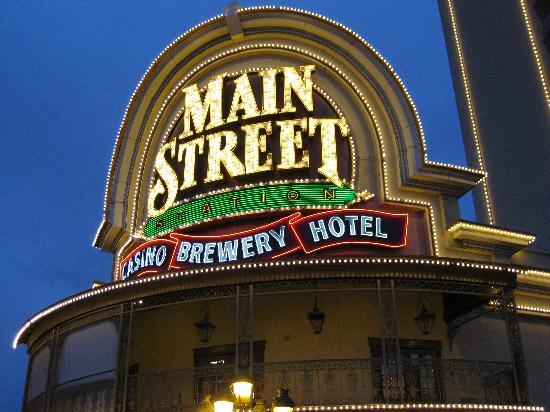 Main Street Station Hotel & Casino: Ansicht