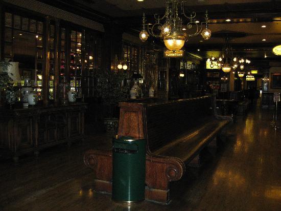 Main Street Station Hotel & Casino: Lobby