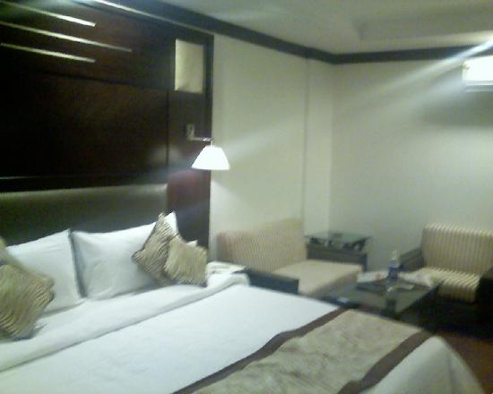 Parkland Safdarjung Enclave: Inner view of executive room