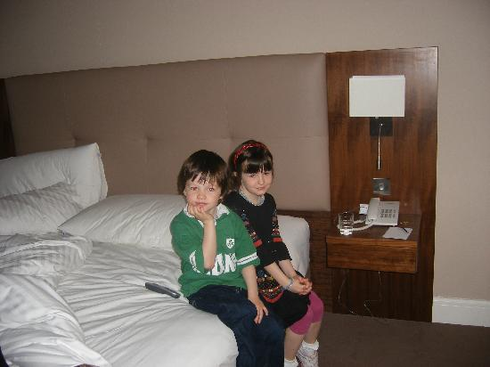 Hotel Westport: Kids in premier room