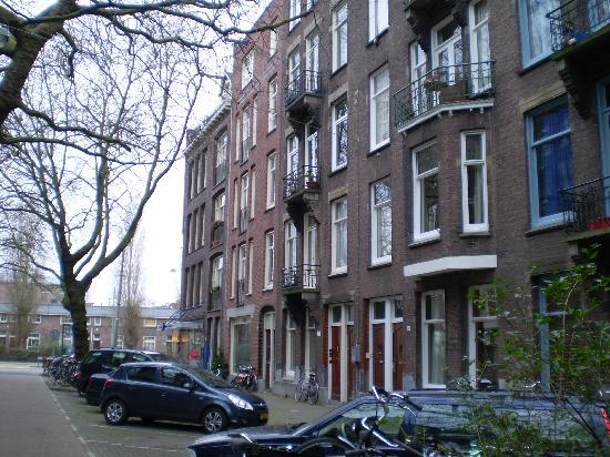 Wooden Mill Bed & Breakfast: Lomanstraat