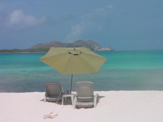 Posada Acquamarina : Beach