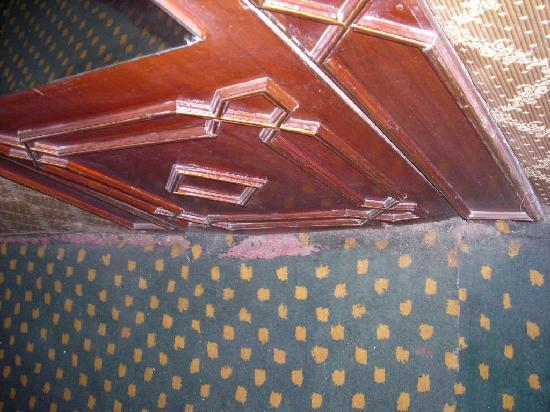 Siag Pyramids Hotel : Room's door